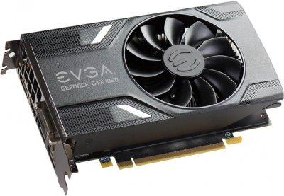 EVGA PCI-Ex GeForce GTX 1060 Gaming 3GB GDDR5 (192bit) (1506/8008) (DVI, HDMI, 3 x DisplayPort) (03G-P4-6367-KR)