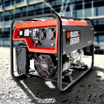 Генератор бензиновый однофазный BLACK+DECKER BD2200