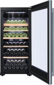 Холодильник для вина HAIER WS92GDBI + кредит на 24 месяца и бесплатная доставка!