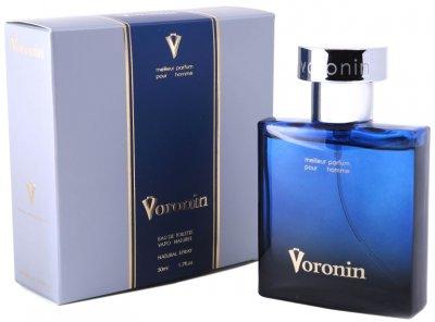 Туалетная вода для мужчин Voronin Classic 50 мл (3430750128155)