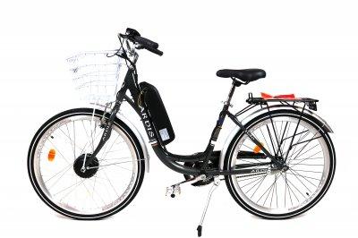 Електровелосипед LIDO 350Вт 10 ач з LCD пультом управління червоний