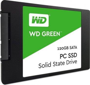 "Накопичувач SSD 2.5"" 120Gb SATA WD Green (WDS120G2G0A)"