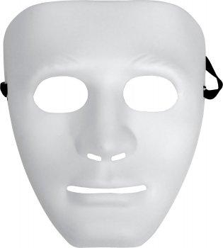 Маска Seta Decor 15-58 Лицо Белая (2000042231019)