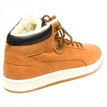Ботинки Crosby 13071 Горчичный