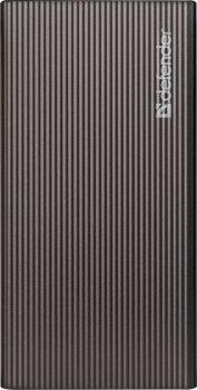 УМБ Defender ExtraLife Fast 5000 mAh Black (83627)