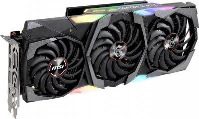 MSI PCI-Ex GeForce RTX 2080 Ti Gaming X Trio 11GB GDDR6 (352bit) (1350/14000) (USB Type-C, HDMI, 3 x DisplayPort) (RTX 2080 Ti Gaming X Trio 11G)