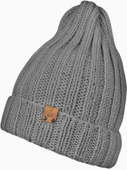 Зимняя шапка Anmerino Tykovka-402_7 50-52 см Серая (ROZ6205041314)