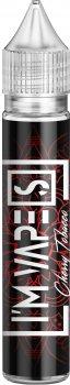 Рідина для POD систем I'm Vape Cherry Tobacco 30 мл (Тютюн + вишня)