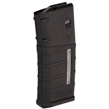 Магазин Magpul 308 Win(7,62/51) 25 патронов,3 пок,.с окном черный