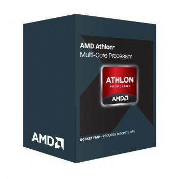 Процесор Athlon X4 845 (Socket FM2+) BOX (AD845XACKASBX) Near Silent Thermal Solution