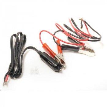 Адаптер автомобільний 12V/220V PowerPlant 24V/220V HYM300-242, 300W, + USB 5V 1A (KD00MS0002)