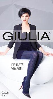 Колготки Giulia Delicate Voyage 150 Den Navy
