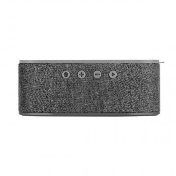 MOMAX Q. ZONIC Wireless Charging Bluetooth Speaker Grey (QS1A)