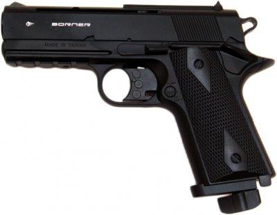 Пневматичний пістолет Borner wc 401 (8.3070)