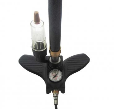 PCP насос высокого давления Hill MK4 с осушителем