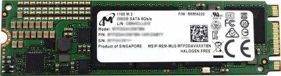 "SSD Micron 1100 256GB M.2"" SATAIII TLC (MTFDDAV256TBN-1AR1ZABYY)"