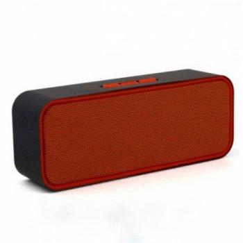 Колонка портативная Bluetooth SK SС-3 II красный