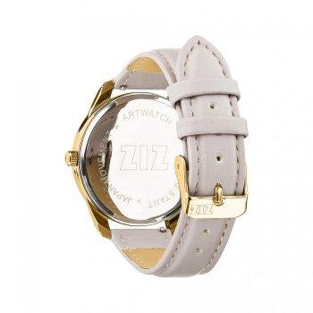 Часы наручные Ziz Минимализм ремешок светло-лавандовый золото и дополнительный ремешок PPU-142871