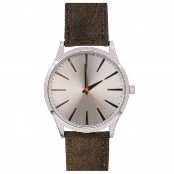 Чоловічий наручний годинник Pier One ss18-01 Dark Brown PPU-188666