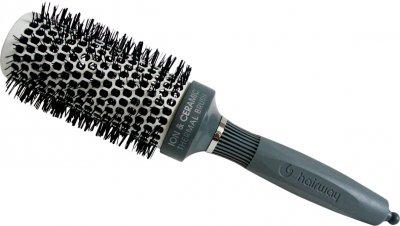 Термобрашинг Hairway керамико-ионный с разделителем 43 мм (07120) (4250395404174)