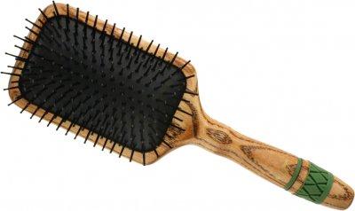 Щетка массажная Hairway Flexion 11-рядная прямоугольная (08272) (4250395406185)