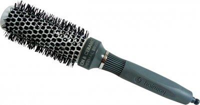 Термобрашинг Hairway керамико-ионный с разделителем 33 мм (07119) (4250395404167)