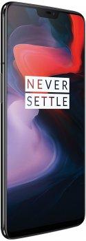 OnePlus 6 6/64GB Mirror Black (Международная версия)