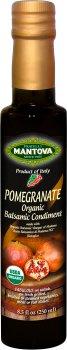 Уксус бальзамический Fratelli Mantova Pomegranate Organic из Модены 250 мл (48176660215_394729)