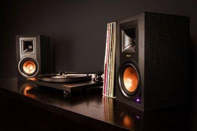 Активная Klipsch Reference R-15PM Powered Speakers Black