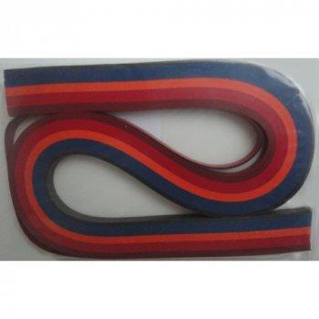 Набір смужок паперу для квілінгу 1 Вересня № К5 100 шт. (КВ-05)