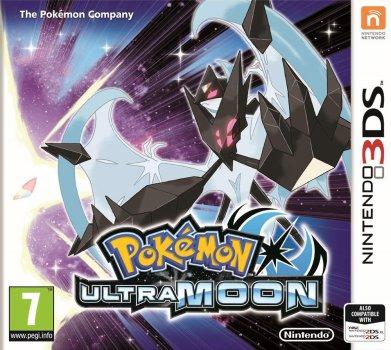 Игра Nintendo 3DS Pokemon Ultra Moon (PAL)