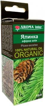 Ефірна олія Aroma Inter Ялинка 10 мл (4823020300327)
