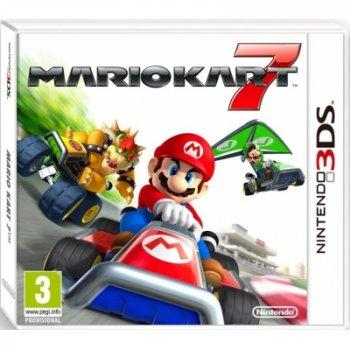 Игра Nintendo 3DS Mario Kart 7