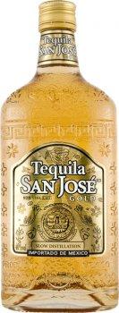 Текила San Jose Gold 0.7 л 40% (3107872600820)