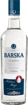 Водка Barska Classic 0.7 л 40% (4770053234887)