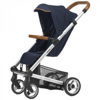 Прогулянкова коляска Mutsy NEXO Blue Melange (NEXOBM)