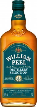 Віскі William Peel Distillery Selection Single Grain Scotch Whisky 0.7 л 40% (3107872007223)