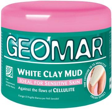 Средство Geomar Body грязевое антицеллюлитное с Белой глиной для чувствительной кожи 500 мл (8003510022915)