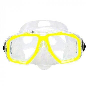 Маска Marlin Junior Yellow