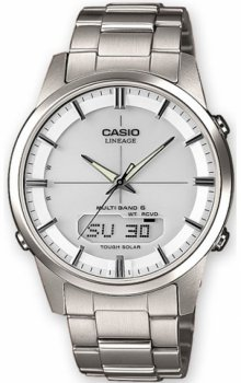 Чоловічі годинники Casio LCW-M170TD-7AER