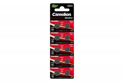 Батарейки Camelion AG 4 LR626 10 шт (AG4-BP10)