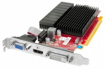 AMD Radeon HD7450 1GB (128bit) (DVI,VGA, HDMI)