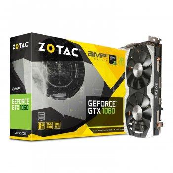 Zotac GeForce GTX 1060 AMP! Edition (ZT-P10600B-10M)