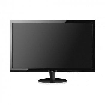 """AOC 27"""" q2778Vqe WQHD TN 1ms DVI HDMI, DP FlickerFree"""