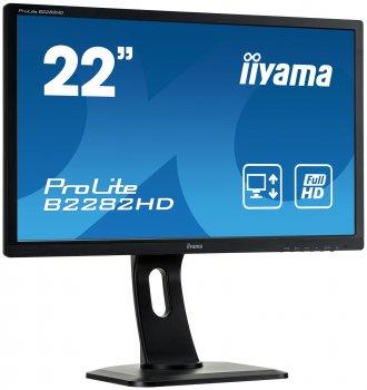 Iiyama B2280WSD-B1 ProLite