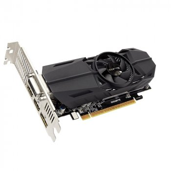 Gigabyte GeForce GTX1050TI 4GB DDR5 OC low profile (GV-N105TOC-4GL)