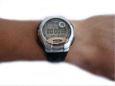Наручний годинник Casio W-752-1AVES