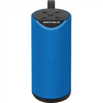 Портативная акустика GRUNHELM GW-60-BL Blue