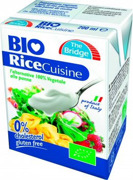 Загуститель The Bridge рисовый жидкий органический 200 мл (8019428005018)