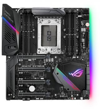 Материнская плата Asus ROG Zenith Extreme (sTR4, AMD X399, PCI-Ex16)
